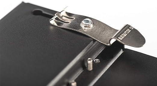 Digitus Din Rail Adapter Für Desktop Patch Panel Hutschienen Montage 1 Set 2 Metall Clips Metall Baumarkt