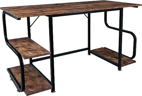 LAVIEVERT 55 inch Computer Desk