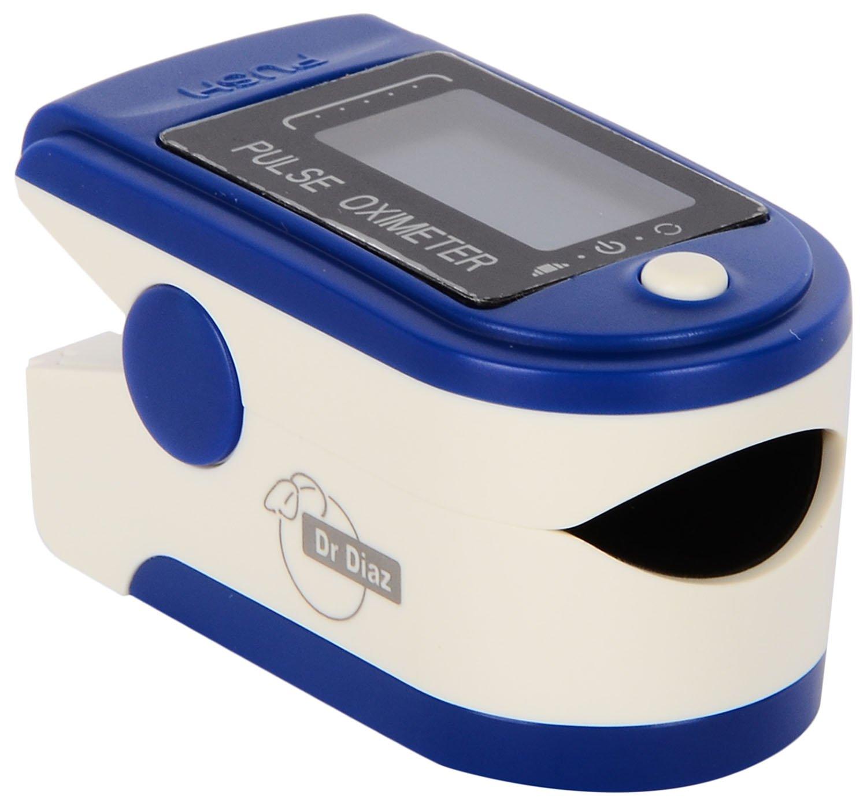 Dr Diaz 1.5 V Pulse Oximeter