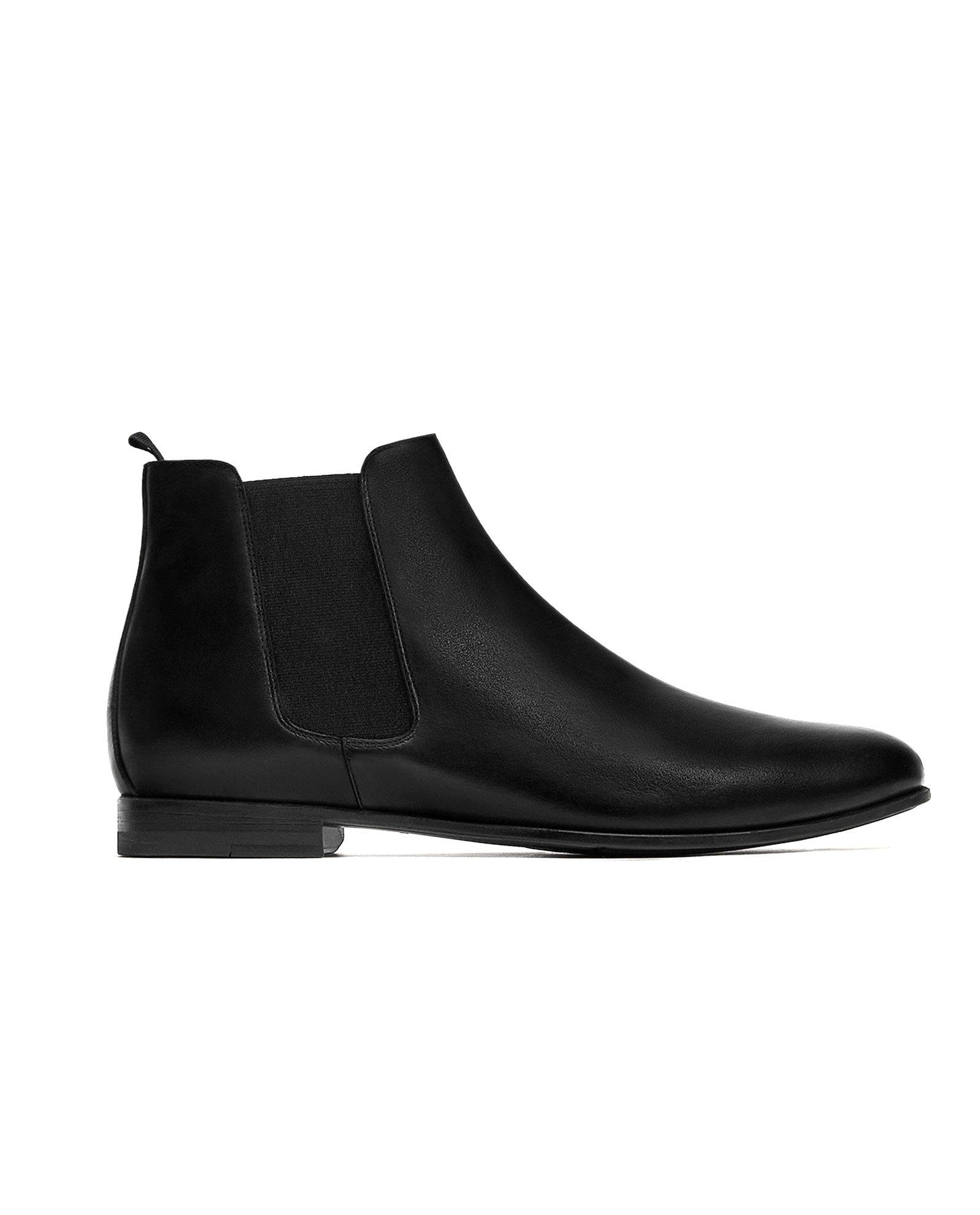 Zara Men Leather ankle boots 5601/202 (43 EU   10 US   9 UK) by Zara
