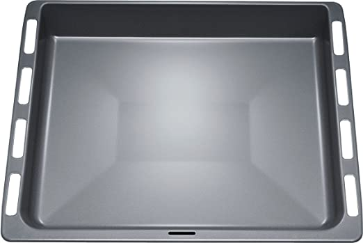 Bosch HEZ332003 - Bandeja de horno (Negro, 1,34 kg, 1,6 kg): Amazon.es: Hogar