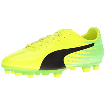 PUMA Men's Evospeed 17.4 AG Soccer Shoe