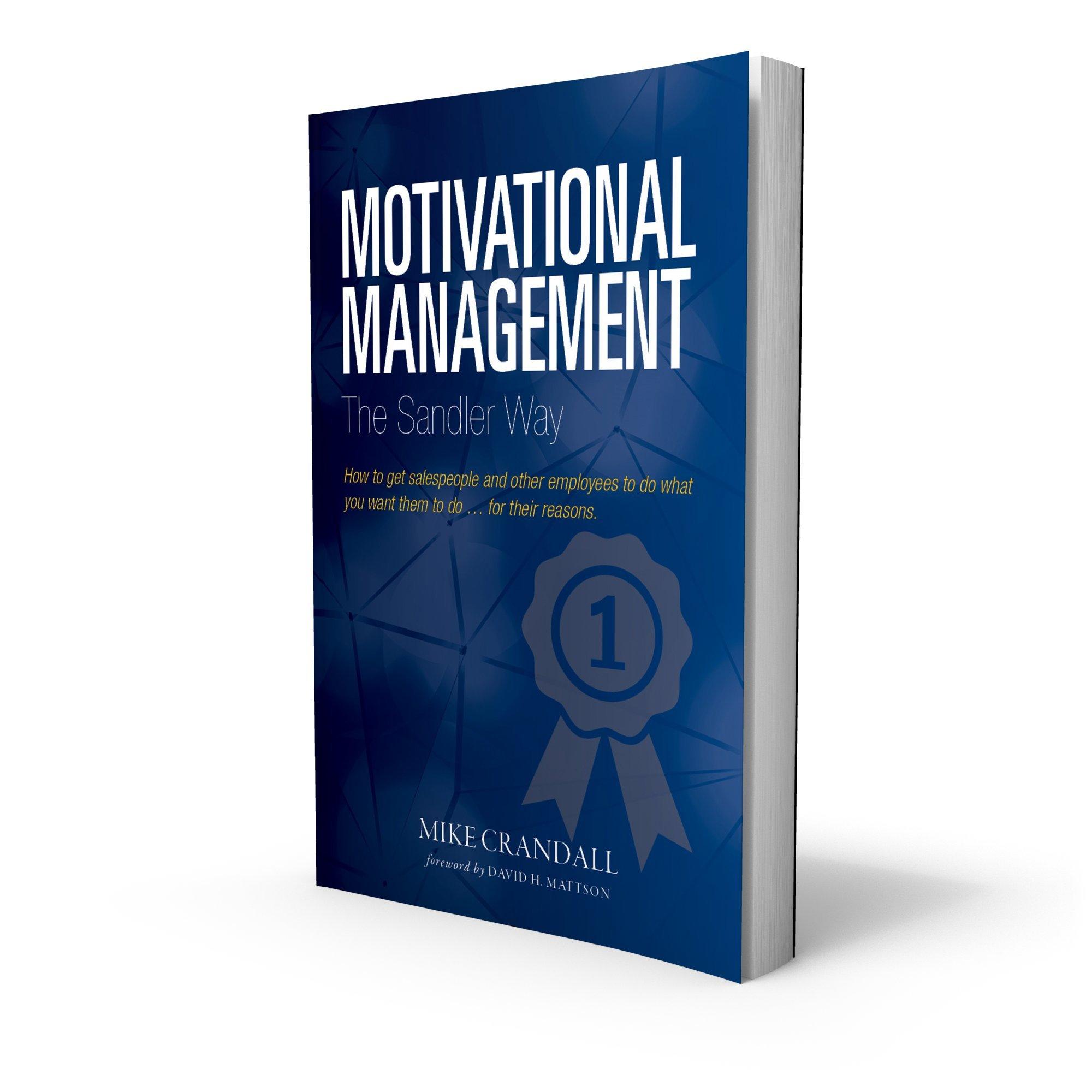 Motivational Management The Sandler Way pdf