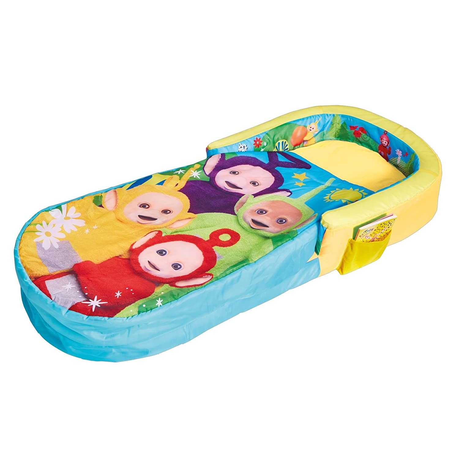 Readybed Teletubbies My First Toddler Airbed and Sleeping Bag in one Worlds Apart 401TEL