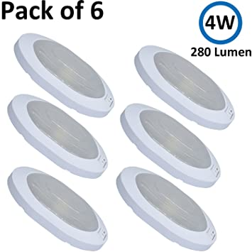 Amazon.com: Facon RV - Luz interior de techo ...