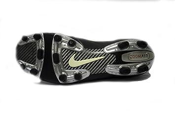 fdfa958586d1 Amazon.com | Nike Men's Air Legend FG Soccer Cleats (6.5, Black ...