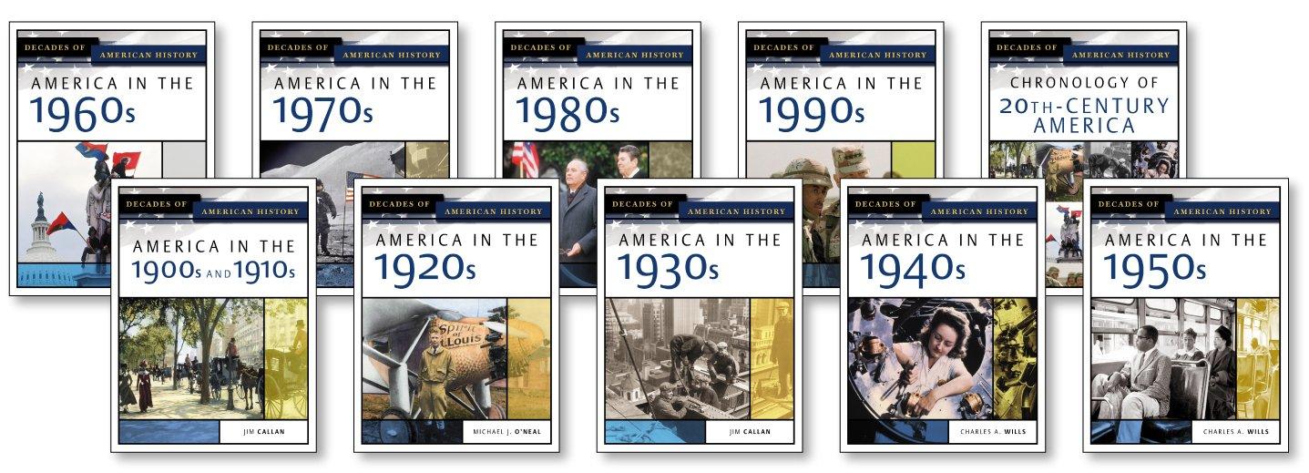 Decades of American History Set pdf