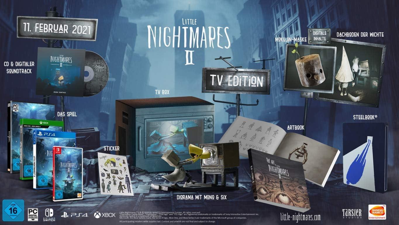Little Nightmares II - Edición De Televisión - PS4