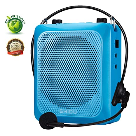 Review Voice Amplifier with Bluetooth,SHIDU