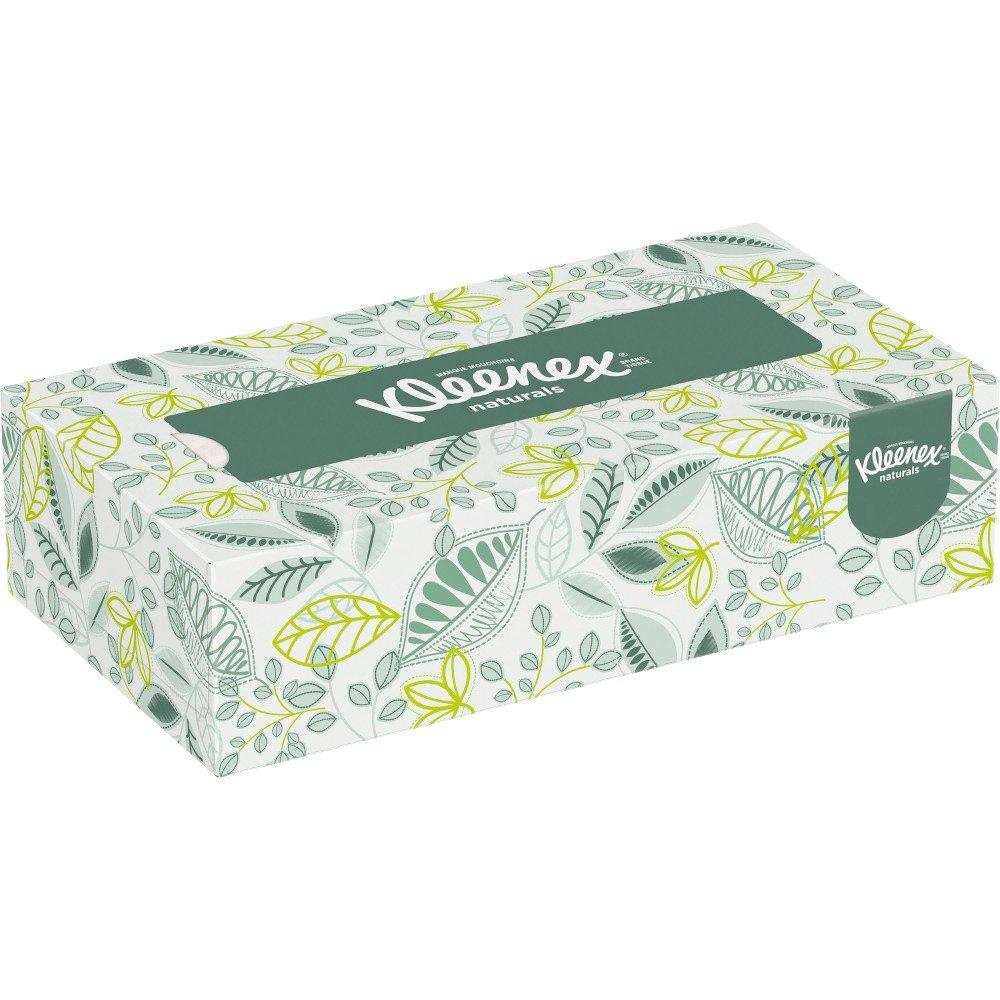 KCC21601CT - Kleenex Naturals Facial Tissue