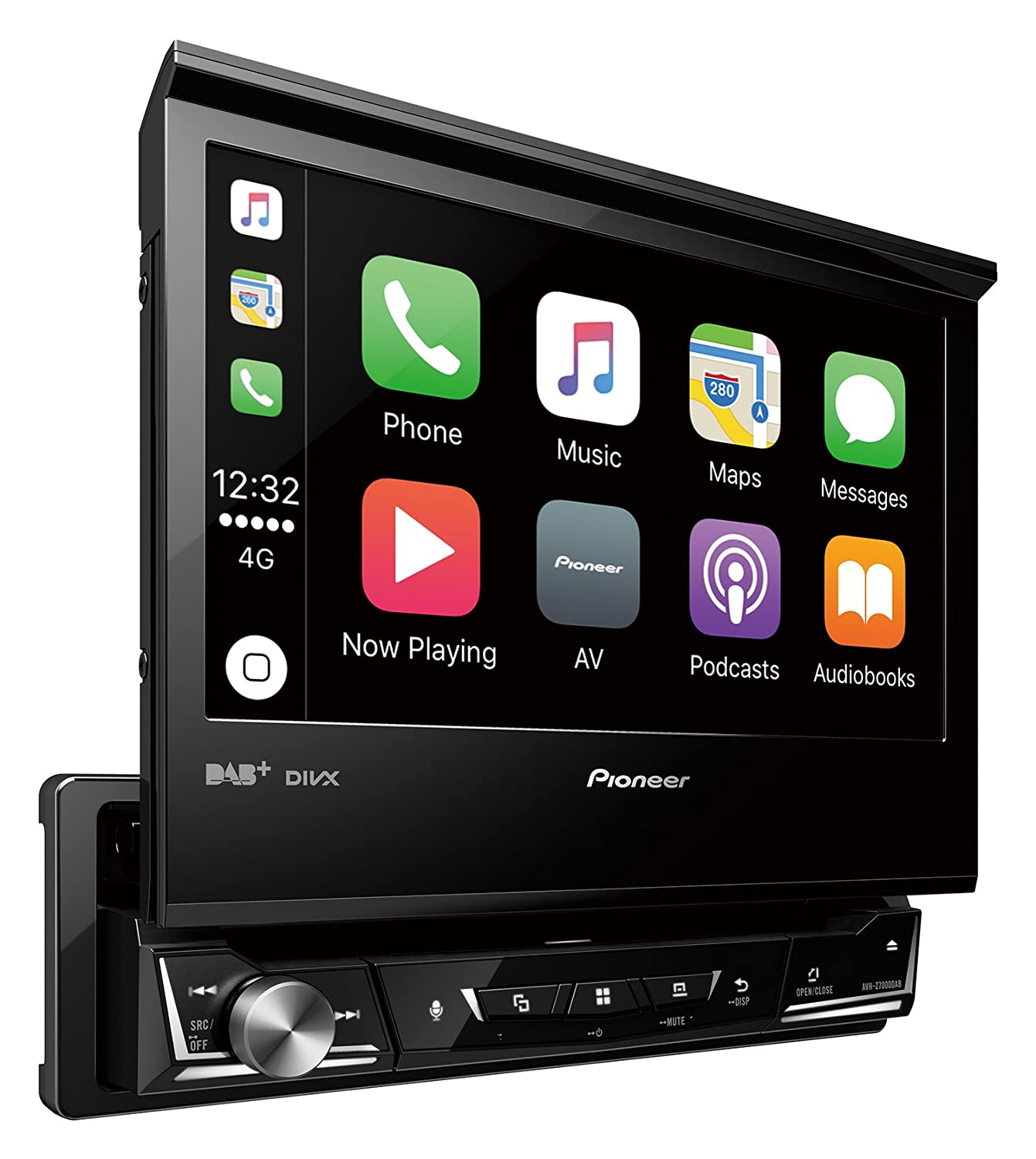 Pioneer AVH-Z7000DAB - Pantalla Multimedia, Color Negro: Amazon.es: Electrónica