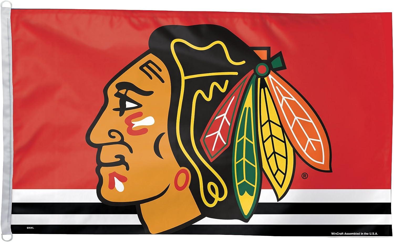 WinCraft NHL Flag, 3 by 5-Feet 712B70m9ABeL