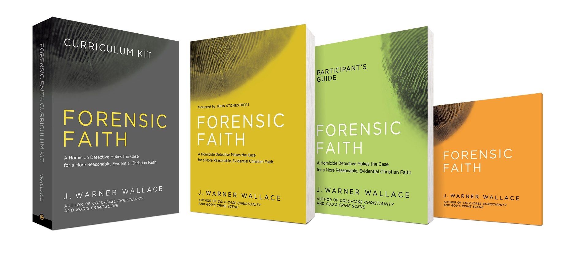 Forensic Faith Curriculum Kit: A Homicide Detective Makes the Case for a More Reasonable, Evidential Christian Faith