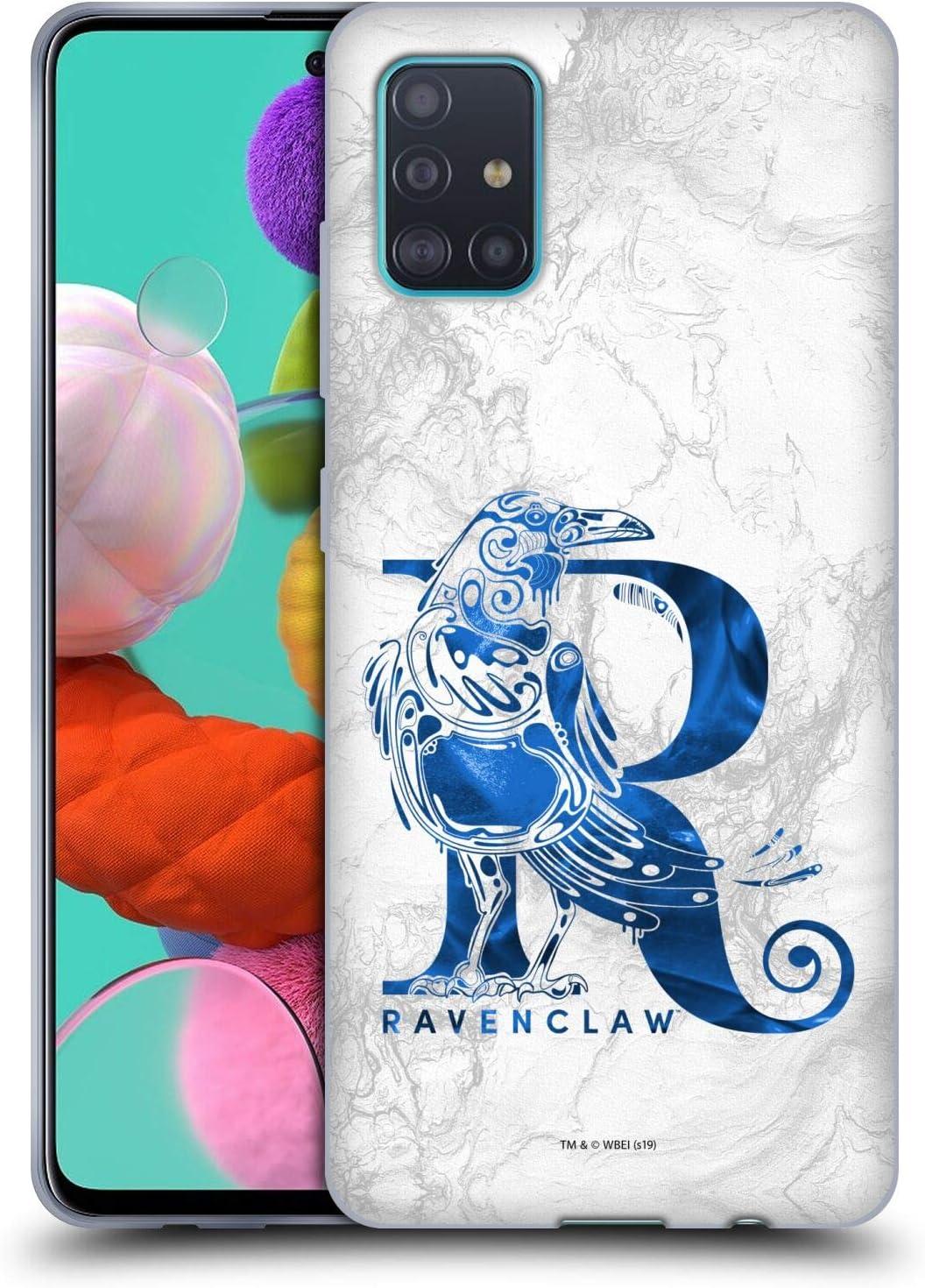Head Case Designs Offiziell Zugelassen Harry Potter Ravenclaw Aguamenti Deathly Hallows Ix Soft Gel Handyhülle Hülle Huelle Kompatibel Mit Samsung Galaxy A51