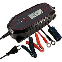 Chargeur de Batterie SL41 100% Automatique 7.5A 12/24V écran LCD : SÉBASTIEN LOEB Racing
