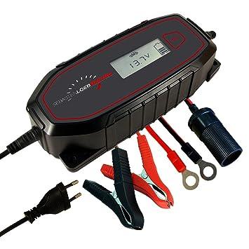 Nouveau Amazon.fr : Chargeur de Batterie SL41 100% Automatique 7.5A 12/24V MG-48