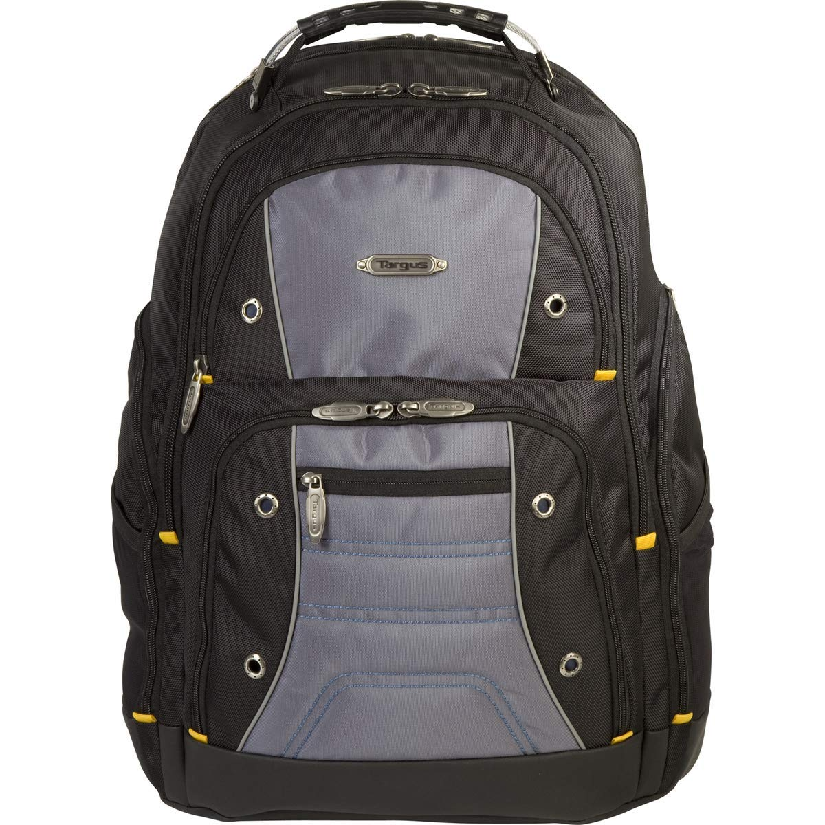 Targus Drifter II for Professional Business Commuter Backpack for 16-Inch Laptop, Black/Gray (TSB238US) by Targus