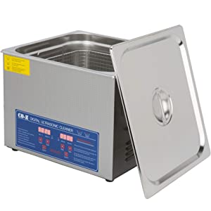 CO-Z 15L Professional Ultrasonic Cleaner