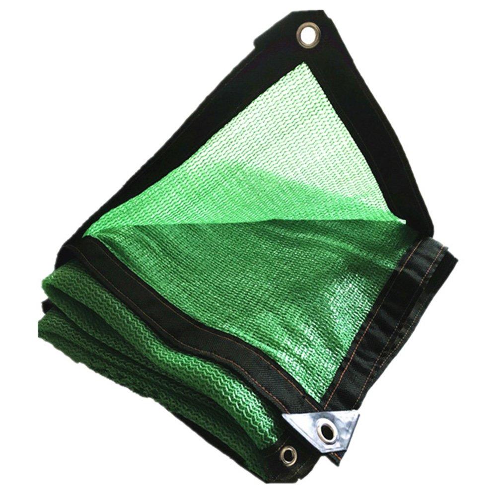 LIXIONG シェードネット 日焼け止め断熱 通気性のある パティオ フラワーズ 駐車場、 緑、 22サイズ (サイズ さいず : 4 x 6m) B07F5QR8M2 4 x 6m  4 x 6m
