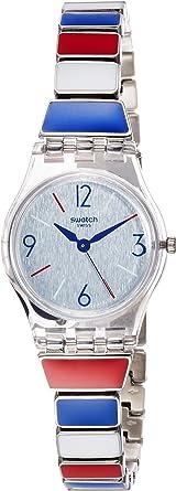 SWATCH Watch: Miss Mariniere Lady's Stainless Steel Watch