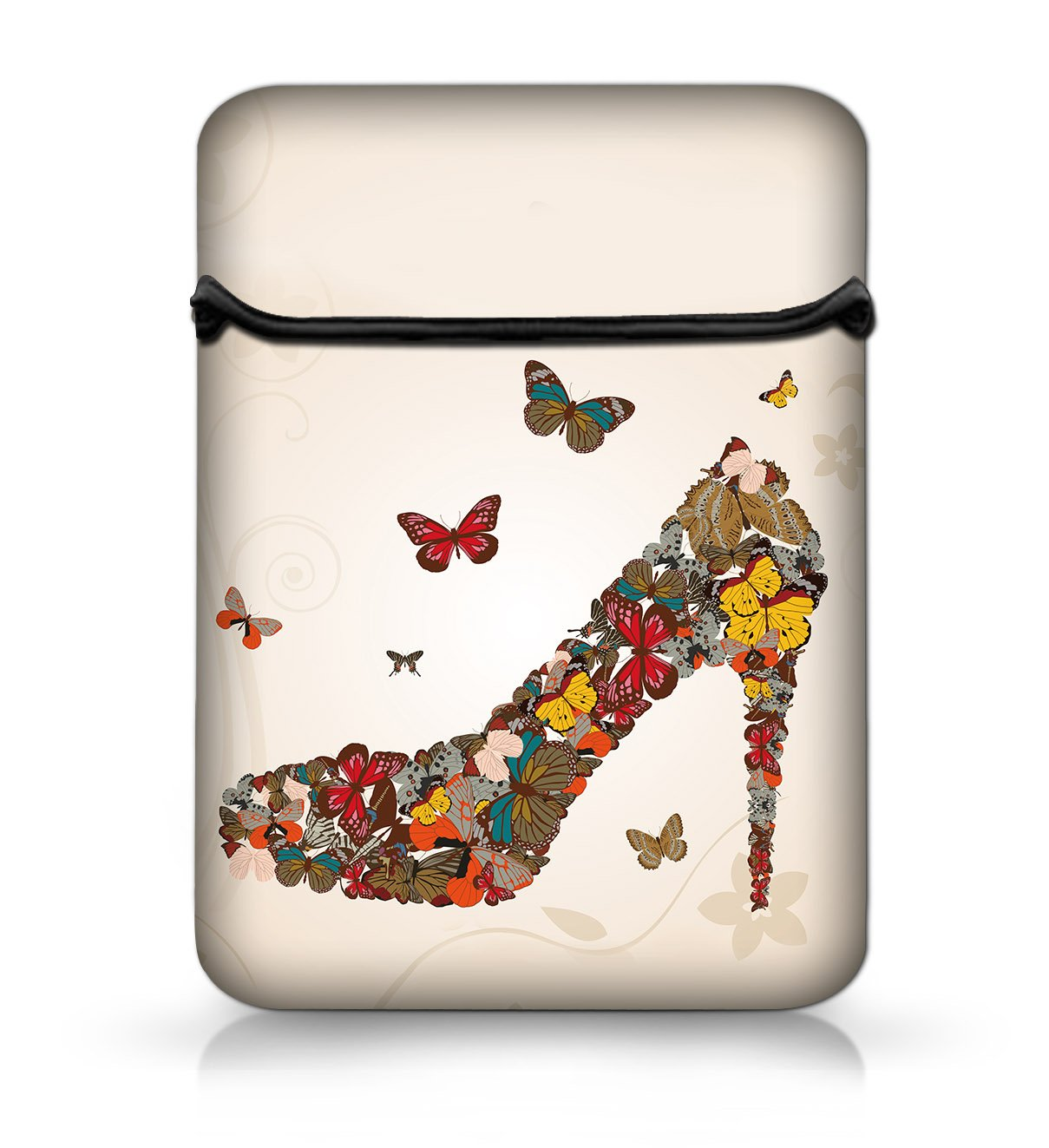 NEW colorful Heels & butterfly 14