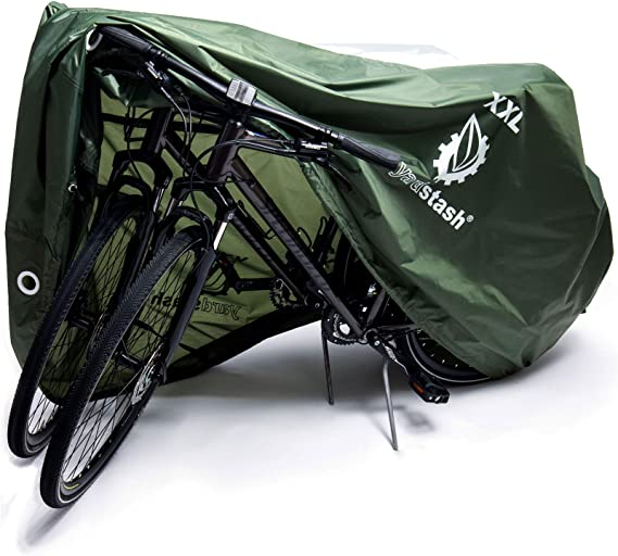 YardStash Waterproof Bike Cover