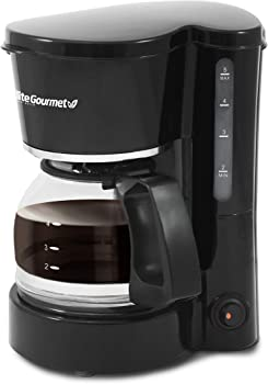 Elite Gourmet Maxi-Matic Automatic Brew & Drip Coffee Maker