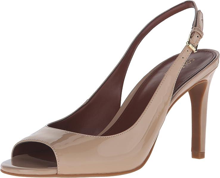 48f4146efb1 Cole Haan Women s Juliana Open Toe Sling Dress Sandal