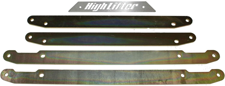 2in Lift High Lifter 15-20 Kawasaki MULEPROFXT Lift Kit