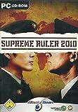 Supreme Ruler 2010 (PC DVD)