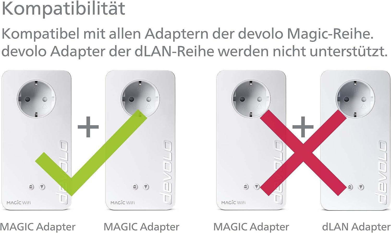Devolo Magic 2 2400 Wifi Ac Next Multiroom Kit Computer Zubehör