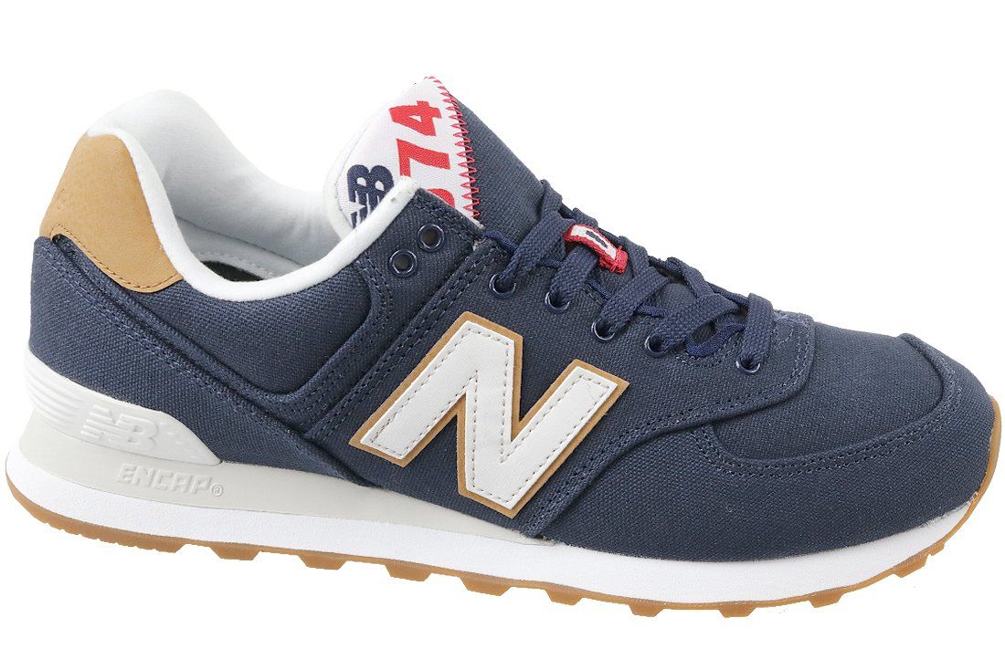 New Balance Herren ML574Y Yatch Pack Sneaker,  10.5|08 YLC PIGMENT
