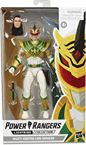 Hasbro Collectibles - Power Rangers Lightning Collection 6In MightMorphin Power Rangers Lord Drakkon