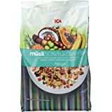 ICA 爱西爱 50%水果坚果什锦粗粮营养早餐麦片 750g(瑞典进口)