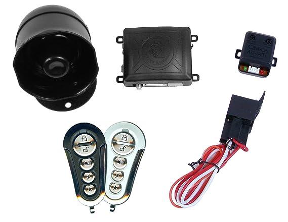 Amazon.com: K9 Omega sistema de seguridad y Keyless Entry de ...