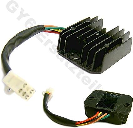 Redresseur lumière machines régulateur par exemple la Chine roller l/'Baotian rex yiying AGM