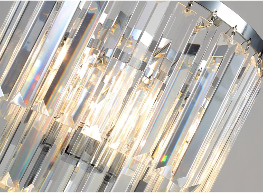 Stehlampe Wohnzimmer Kristall-Stehleuchte Schlafzimmer Nordic Minimalist Moderne Studie Led Stehleuchte Kreative Wohnzimmer Stehleuchte (Color : B) B