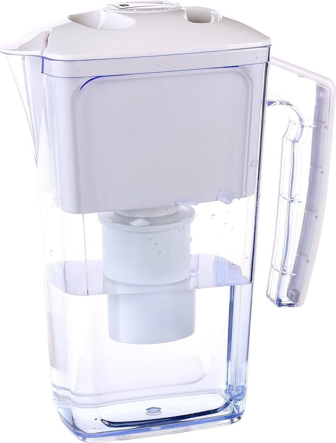 alcalinas filtro de agua mineral jarra Copa Filtración de Agua ...