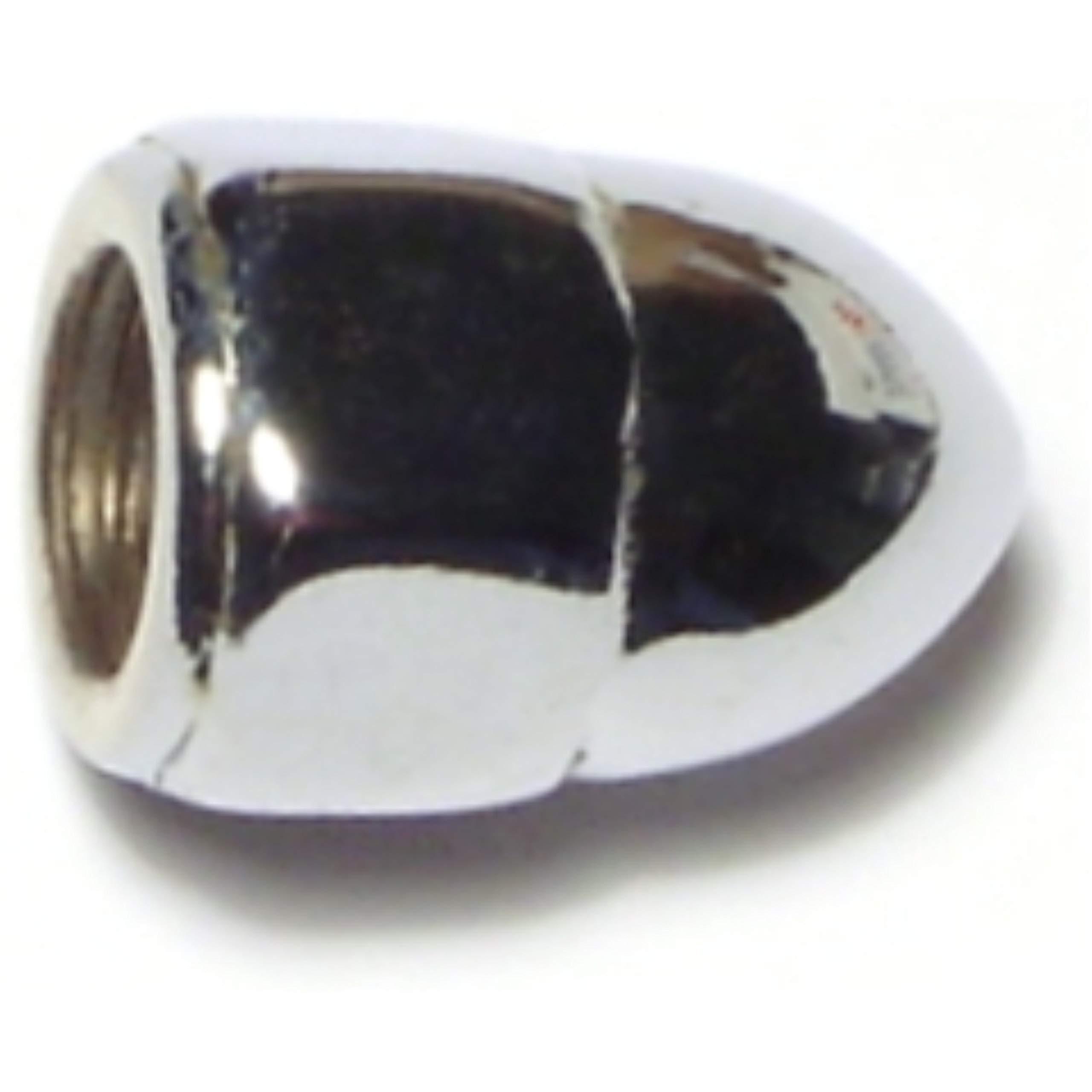 Hard-to-Find Fastener 014973477905 Acorn Nut Chrome, 5/16-18, Piece-15