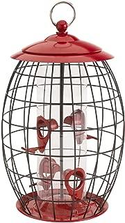 product image for Belle Fleur 50216 Sweet Tweet Feeder, Large, red/Black