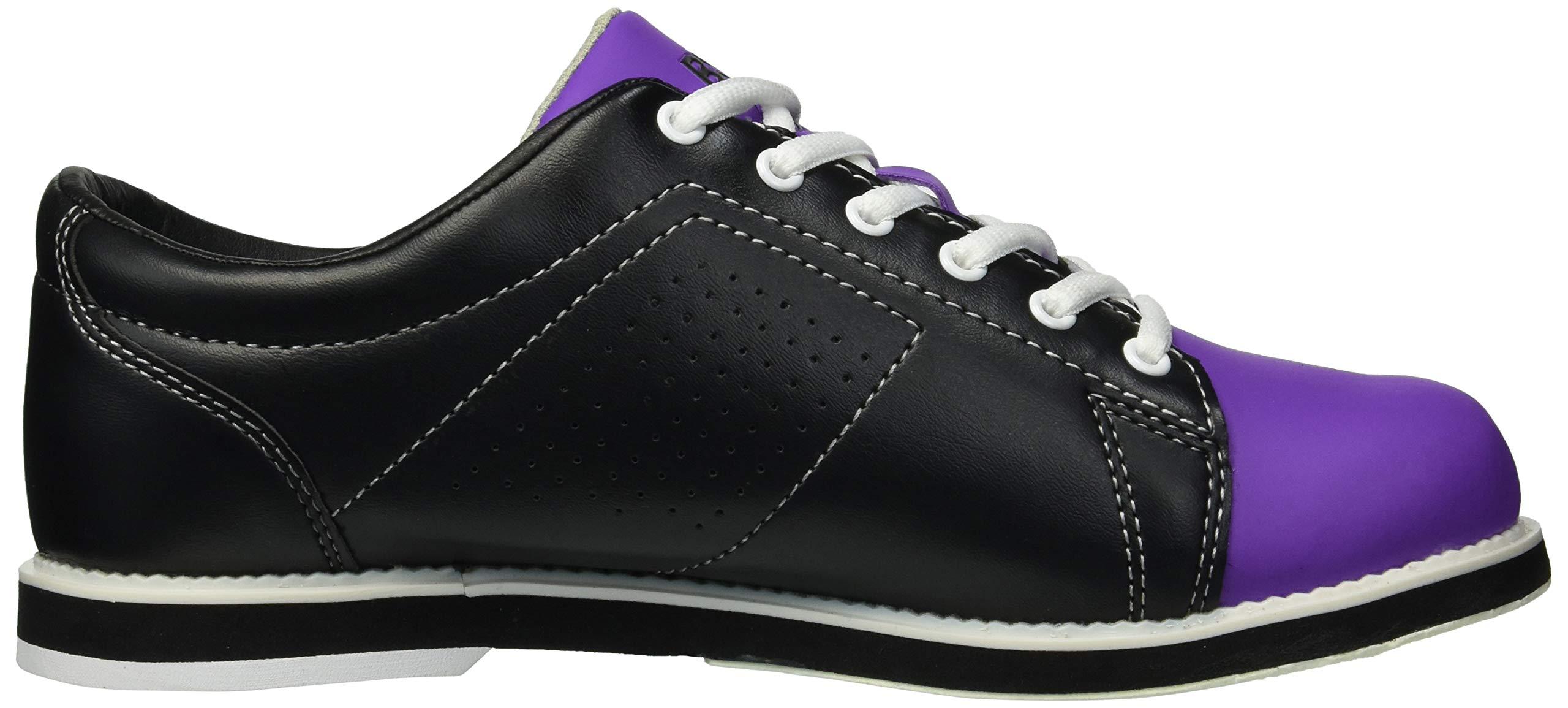 BSI 654 Women's Classic #654, Black/Purple, 7.0 by BSI (Image #7)