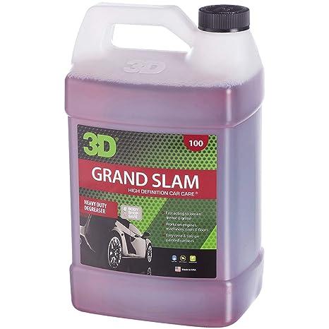 Amazon Com 3d Grand Slam Engine Degreaser 1 Gallon Heavy Duty