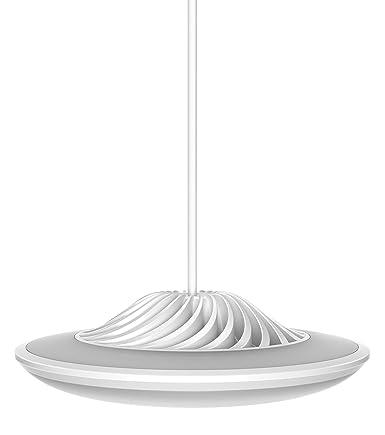 Luke Roberts Model F – Smart LED Pendant Lamp with App Control, Bluetooth, indirect Light, 16 Mio. RGBWW Colors, Amazon Alexa Skill Perfect for Any Smart Home