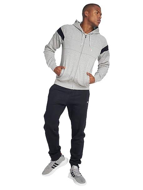 Champion Athletics Uomo Tute Tuta Hooded Full Zip  Amazon.it  Sport ... de22936053b