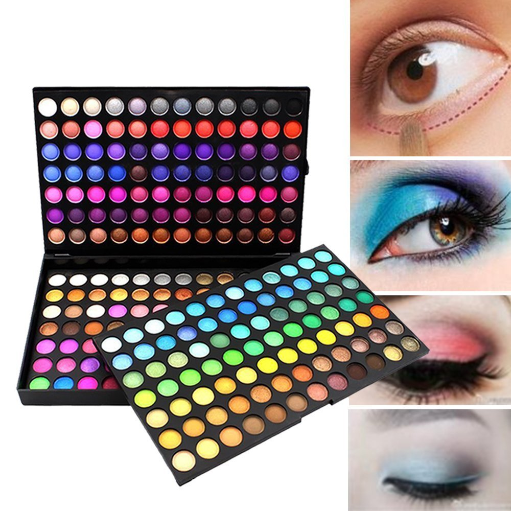 252 Full Colors Eyeshadow Professional Cosmetics Matte Make Up Professional Makeup Eye Shadow Palette make up for you Aoohe