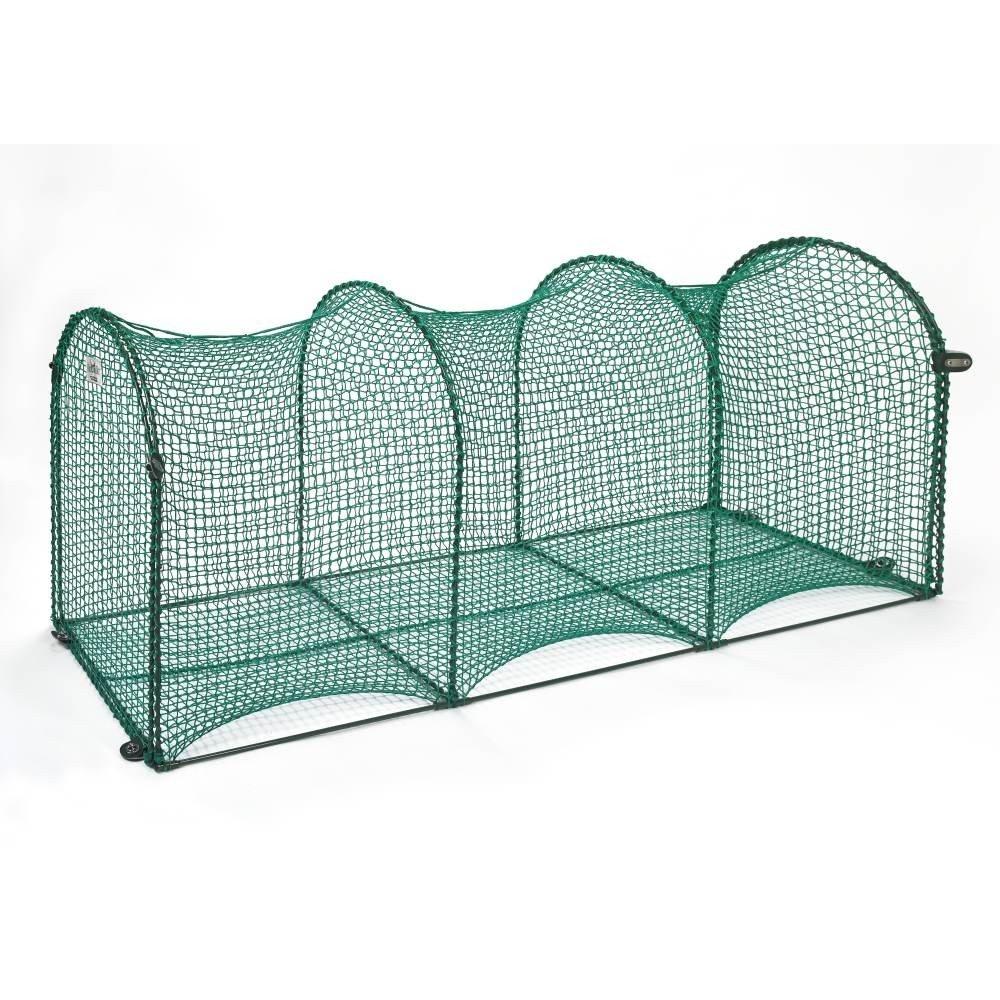 Kittywalk Outdoor Net Cat Enclosure for Decks, Patios, Balconies ...