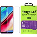 ToughLee® Tempered Glass Screen Guard Gorilla Protector for Samsung Galaxy M30 (Transparent)