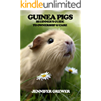 Guinea Pigs: Beginner's Guide to Ownership & Care