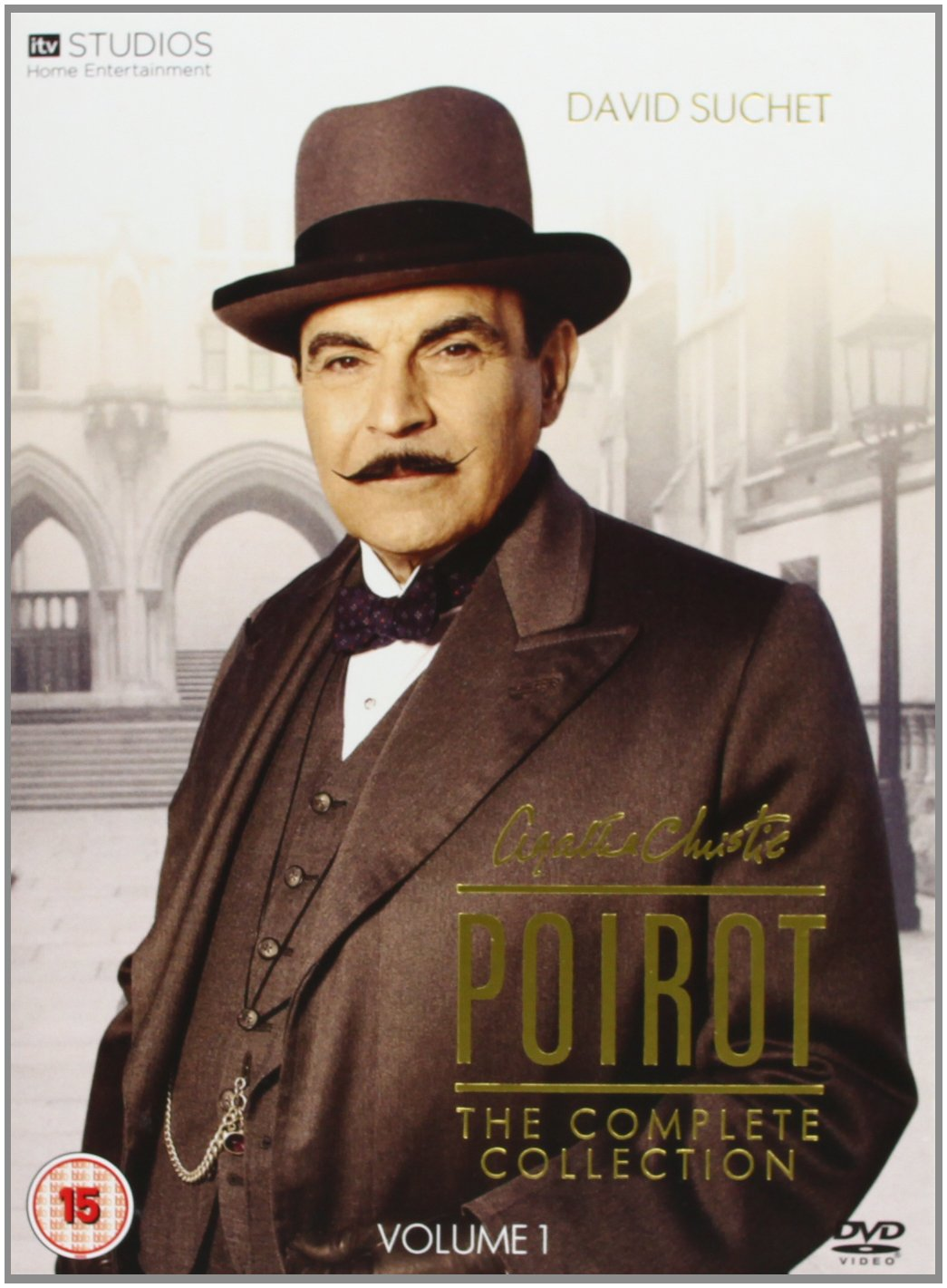 Agatha christie s poirot the complete series 1 12 32 dvd region 2 pal uk import amazon ca dvd