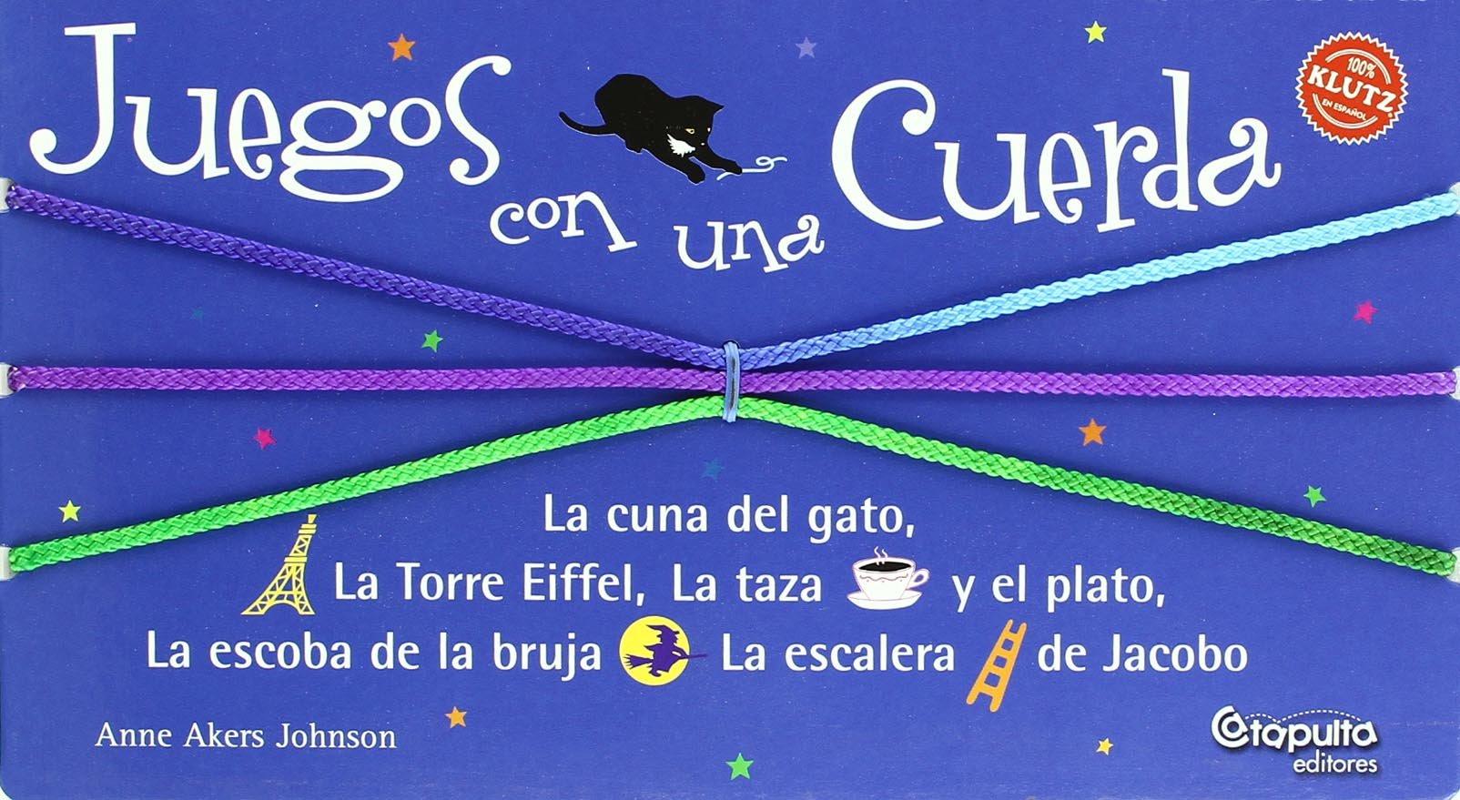 Juegos Con Una Cuerda (Spanish Edition) (Spanish) Spiral-bound – July, 2003